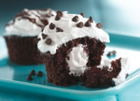 Cream Filled Cupcakes