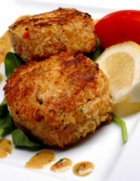 Down Home Crab Cakes