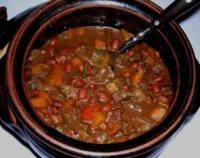 Dried Beef Casserole