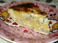 Potato Quiche