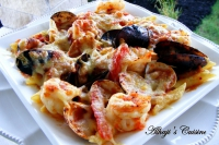 Seafood And Pasta