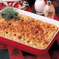 Baked Seafood Casserole