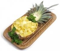 Escalloped Pineapple