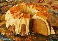 Burnt Sugar Cake