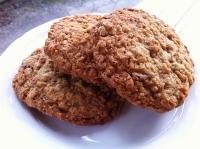 Jumbo Oatmeal Cookies