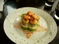 Molded Shrimp Salad