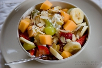 Cottage Cheese Fruit Salad