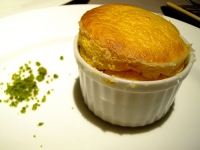Sweet Potato Souffle
