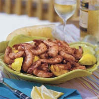Barbecue Shrimp
