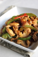 Chinese Pepper Chicken