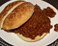 Easy Sloppy Joes