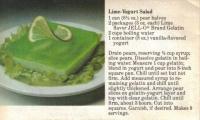 Lime Salad