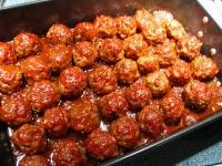 Meatballs Romanoff