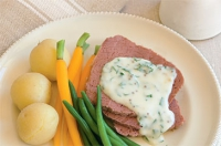 Mustard Sauce For Corned Beef