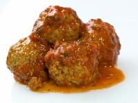 Golden Meatball Casserole
