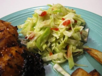 Marinated Coleslaw