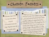 Chicken Packets