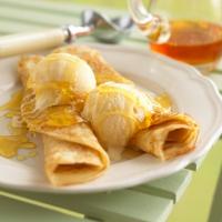 Ice Cream Pancakes