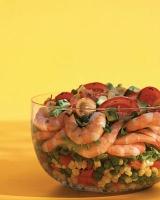 Corn And Pea Salad