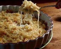 Heavenly Onion Casserole