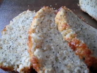 Lemon Blueberry Poppy Seed Bread