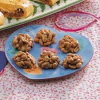 Peanut Clusters