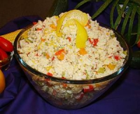 Confetti Brown Rice