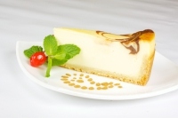 3 Step Cheesecake