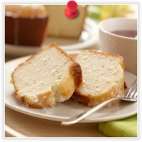Crisco Pound Cake