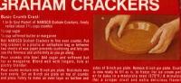 graham cracker crust wikipedia