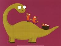 Dinosaur Dip