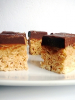 Fudge Krispies