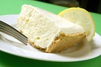 Lemon Chiffon Pie
