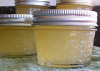 Pear pineapple jelly
