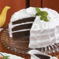 Mahogany Cake