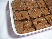 Chocolate-Pecan Brownies