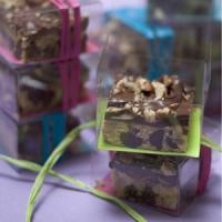 Chocolate Pecan Squares