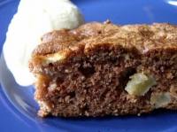 Chopped Apple Cake