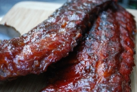 Hoisin Baby Back Ribs