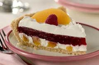 Melba Cheesecake Pie