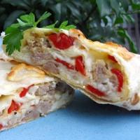 Stromboli Wraps