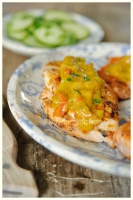 Sunshine Barbecue Chicken