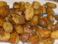 Easy Oven Potatoes