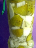 Easy Sweet Pickles