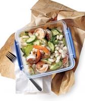 Lemony Shrimp Salad