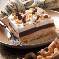 Peanut butter pudding cake