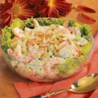 Curried Seafood Salad