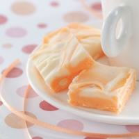 Orange Chocolate Fudge