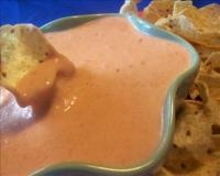 Pancho's Cheese Dip