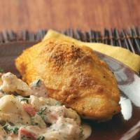 Parmesan Baked Chicken